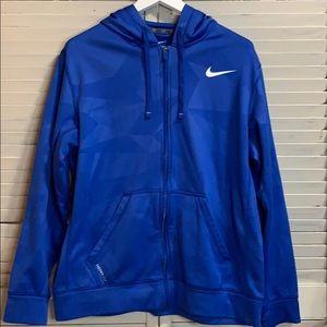Nike Therma Fit Zip Up Hoodie Jacket Size Large